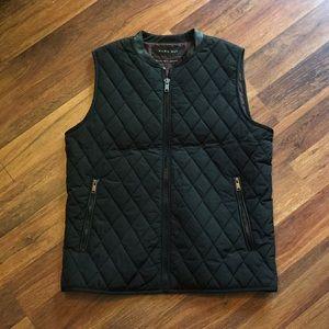 Zara Man Quilted Vest